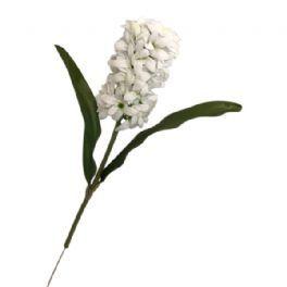 salg af Hvid hyacint, 30 cm. - kunstige blomster