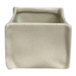salg af Hvid skjuler - firkant - 6,5*6,5 cm.