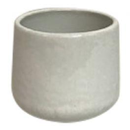 salg af Hvid skjuler - glaseret - ø7,5*H6,5 cm.