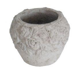 salg af Hvid skjuler med rose stuk