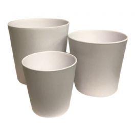 salg af Hvid skjuler - Ø24*H24 cm.