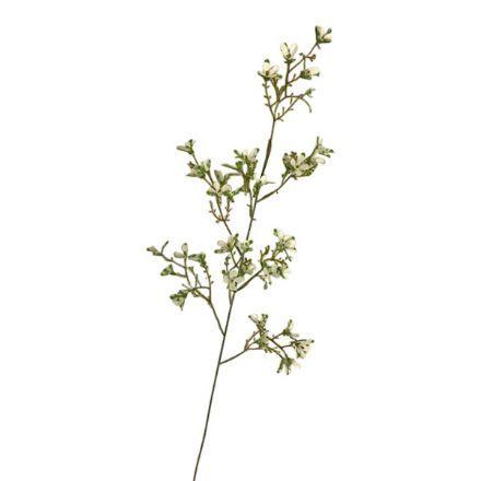 salg af Hvid voksblomst, 45 cm. - kunstige blomster