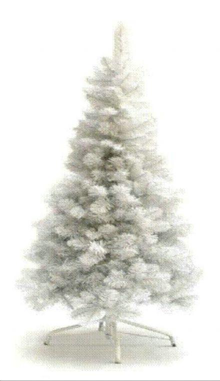 salg af Hvid juletræ, 120 cm. - kunstige juletræer