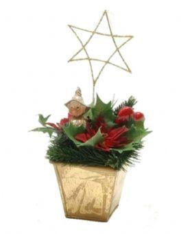 salg af Juledekoration guld