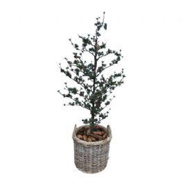 salg af Juledekoration, natur - 65*130 cm.
