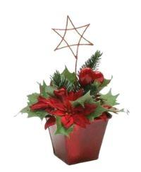 salg af Juledekoration r�d