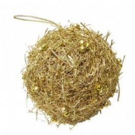salg af Julekugle guld Ø 20 cm.