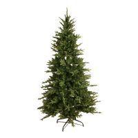 salg af Juletræ m/lys, formstøbt - 240 cm. - kunstige juletræer