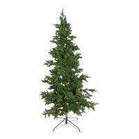salg af Kunstig juletræ, 240 cm. m/naturstamme - kunstige juletræer
