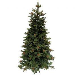salg af Kunstig juletræ m/kogler 285 cm. - forstøbt - meget natur tro