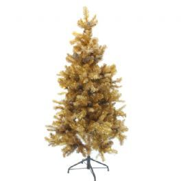 salg af Juletræ - guld - 190 cm.