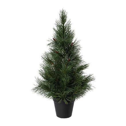 salg af Juletræ i potte, 50 cm. - kunstige juletræer