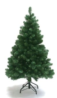 salg af juletr� 120 cm. med metalfod