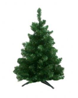 salg af Juletræ 55 cm. med plastfod - kunstig juletræ