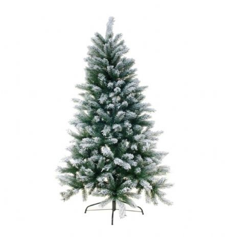 salg af Juletræ,m/sne - 120 cm. - kunstige juletræer