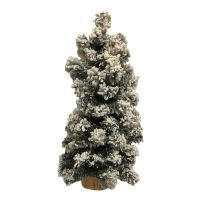 salg af Juletræ, m/sne - 60 cm. - kunstige juletræer