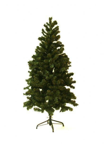 salg af Kunstig juletræ - slim line - 150 cm. - m/metalfod