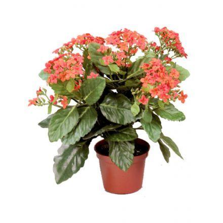 salg af Orange Brændende kærlighed, 30 cm. - Kunstige blomster