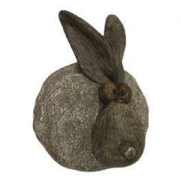 salg af Kanin, Brunlig - H17 cm.