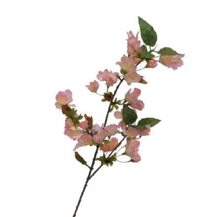 salg af Kirsebærgren, lyserød - 100 cm. - kunstige blomster