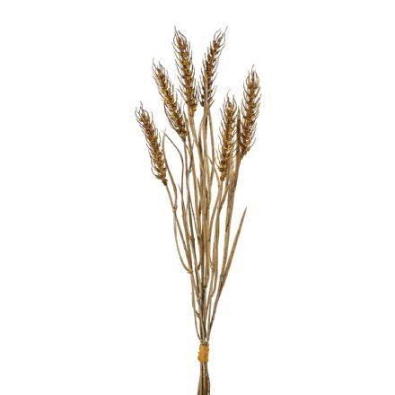 salg af Korn bundt, natur - 46 cm. - kunstige blomster
