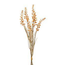 salg af Korn bundt, støvet orange, 47 cm. - kunstige blomster