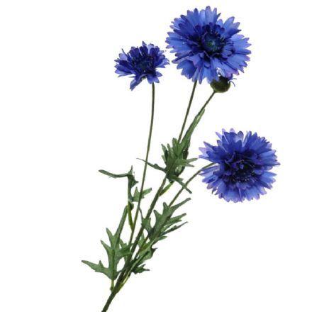 salg af Kornblomst, 56 cm. - kunstige blomster