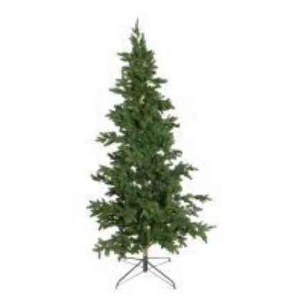 salg af Kunstig juletræ, 180 cm. m/naturstamme - kunstige juletræer