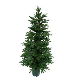 salg af Kunstig juletræ i potte - rødgran - 130 cm.