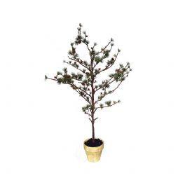 salg af Kunstig lærketræ - 100 cm. - kunstig træ