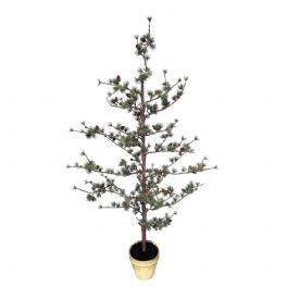 salg af Lærketræ 125 cm. - kunstig træ