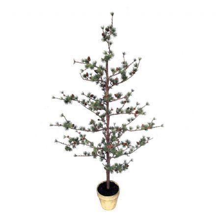 salg af Kunstig lærketræ - 125 cm. - kunstige træer
