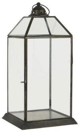 salg af Lanterne, jern - 40 cm.