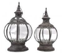 Lanterner og Lysestager