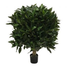 salg af Laurbær, kugle - 70 cm. - kunstig træ