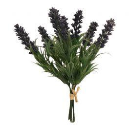 salg af Lavendel, bundt - 21 cm. - kunstige blomster