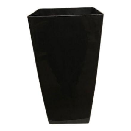 salg af Sort plast krukke, 30*30*50 cm.