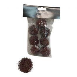 salg af Lilla deko kugler, 3 cm. - 7 stk.