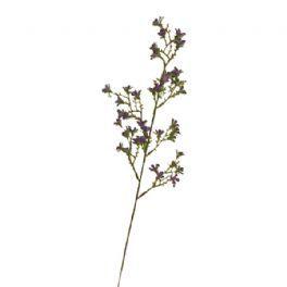 salg af Lilla voksblomst- 45 cm. - kunstige blomster