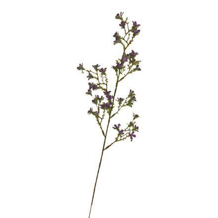 salg af Lilla voksblomst, 45 cm. - kunstige blomster