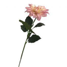 salg af Lyserød dahlia - 65 cm. - kunstige blomster