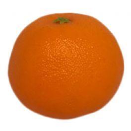 salg af Mandarin, 7 cm. - kunstige frugter