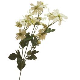 salg af Hvid margurit - 68 cm. - kunstige blomster