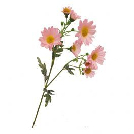 salg af Lyserød margurit - 47 cm. - kunstige blomster