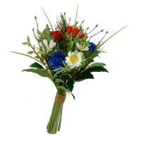 salg af Mark buket, 35 cm. - kunstige blomster
