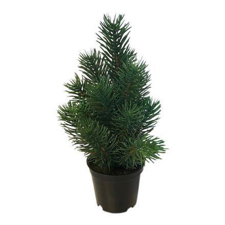 salg af Mini juletræ, 22 cm. - kunstige juletræer