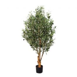 salg af Oliventræ, 140 cm. - Kunstig træ