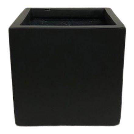 salg af Mat sort krukke, 20*20 cm.