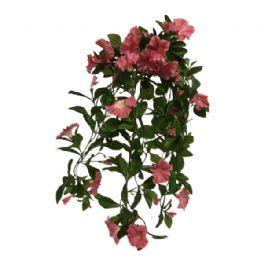 salg af Lyserød Petunia hængebusk, 85 cm. - kunstige blomster