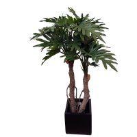 salg af Philodendron, 2 stammer - 92 cm. - kunstige planter